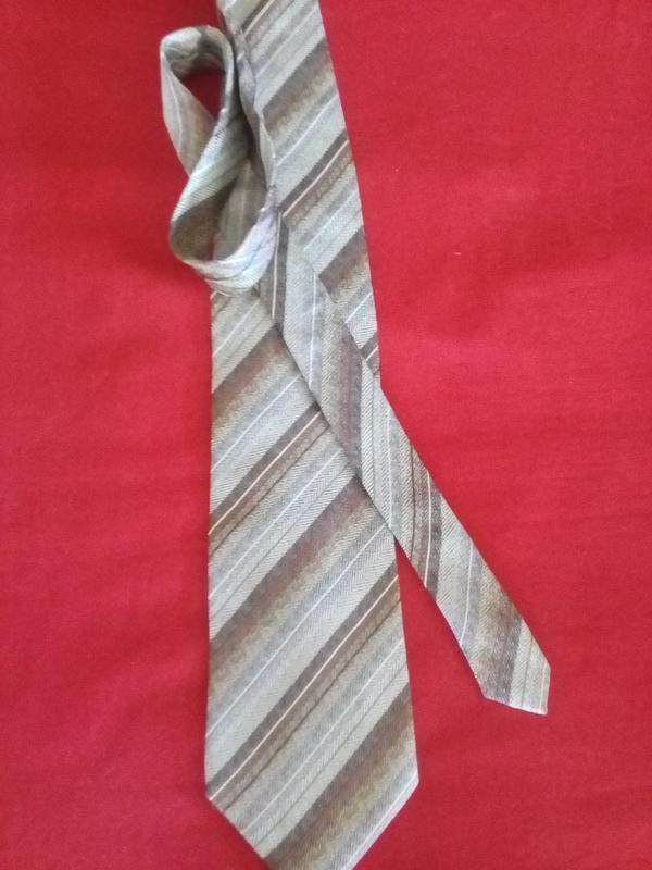 Мужской галстук reine seide