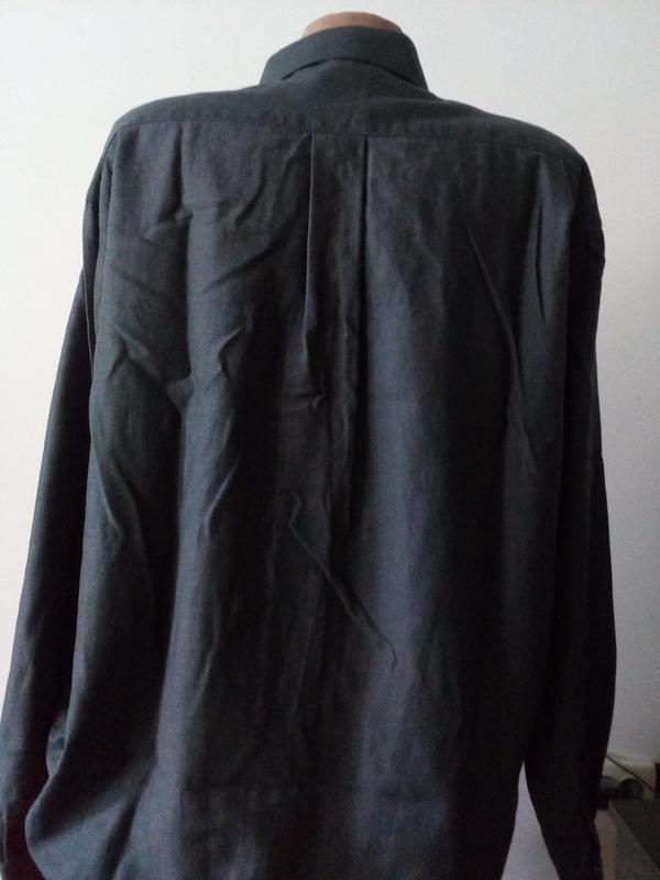 Мужская рубашка/сверяйте по размерам./41 - Фото 2