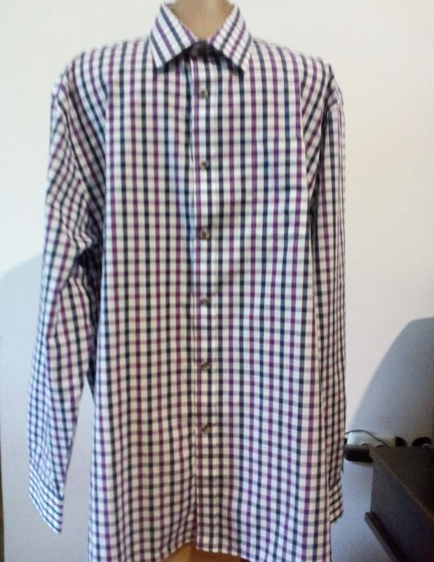 Мужская рубашка/сверяйте по размерам./xxl