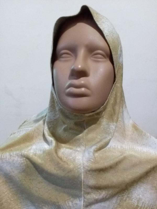 Хиджаб, головной убор