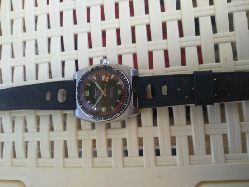 Винтаж часы годинник limited Pionca automatic ancre 17 rubis - Фото 3