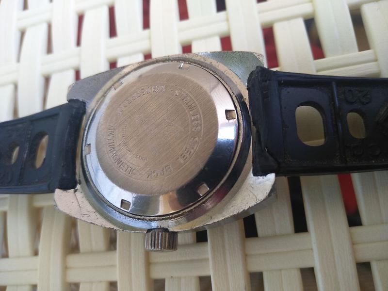 Винтаж часы годинник limited Pionca automatic ancre 17 rubis - Фото 5