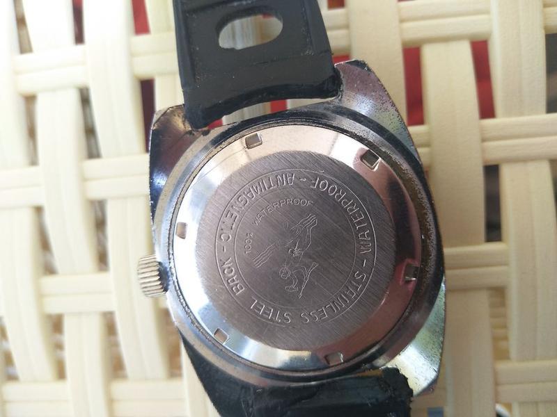 Винтаж часы годинник limited Pionca automatic ancre 17 rubis - Фото 6
