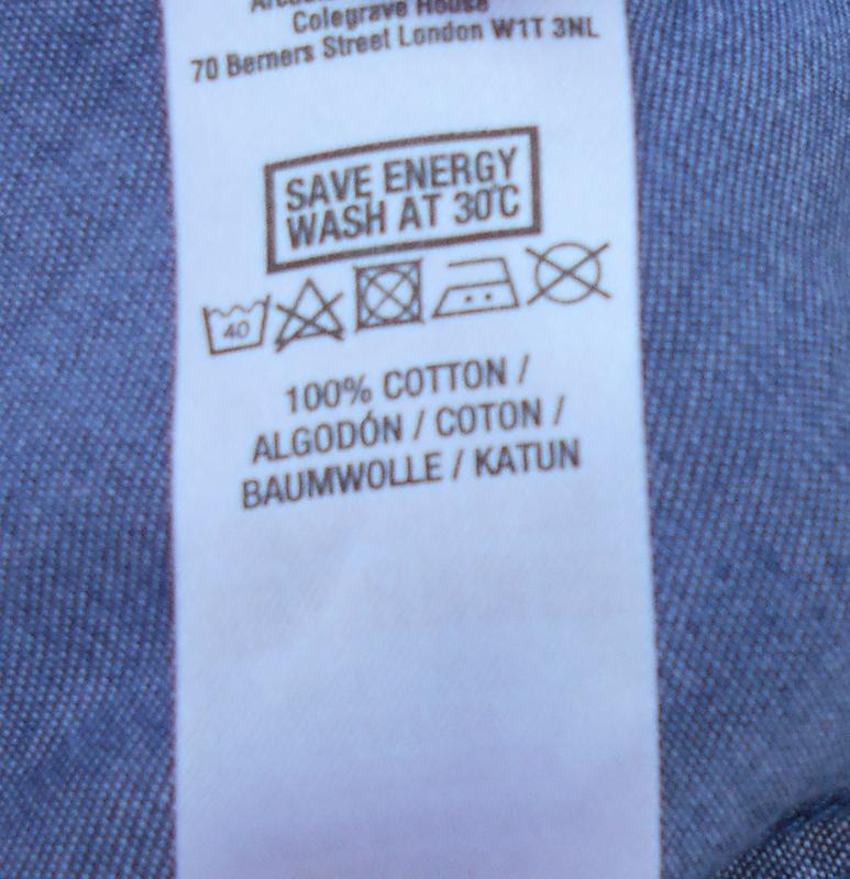 Летнее джинсовое хлопковое повседневное платье рубашка в клетку 🌿 - Фото 4