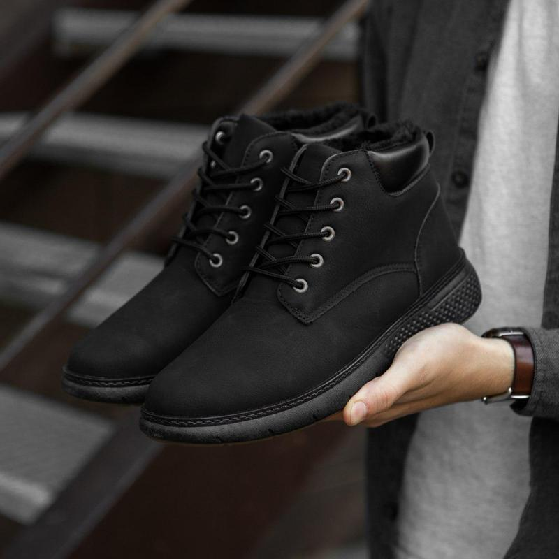 Классные зимние ботинки