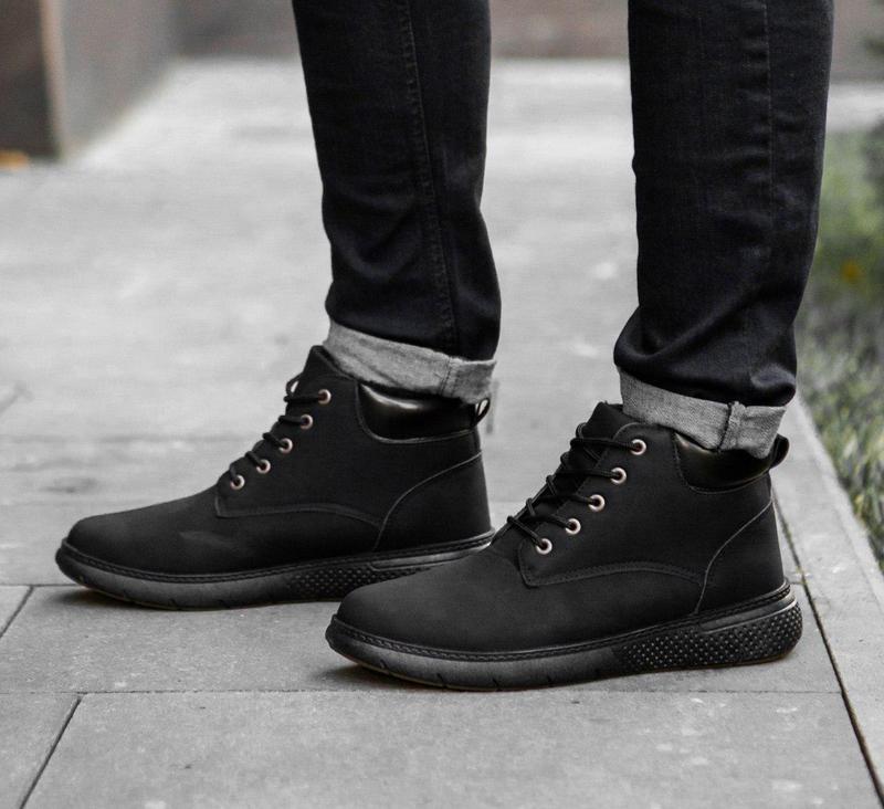 Классные зимние ботинки - Фото 4
