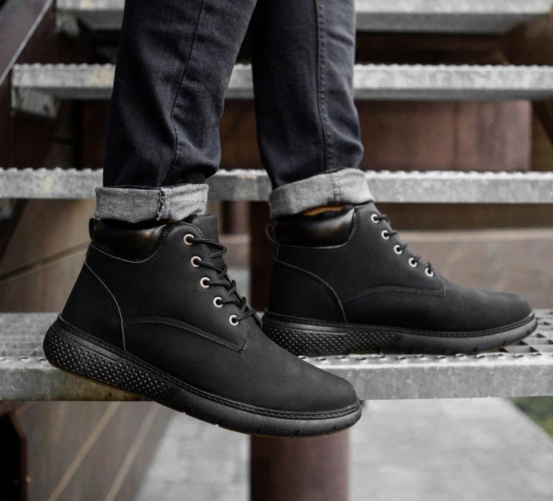 Классные зимние ботинки - Фото 5