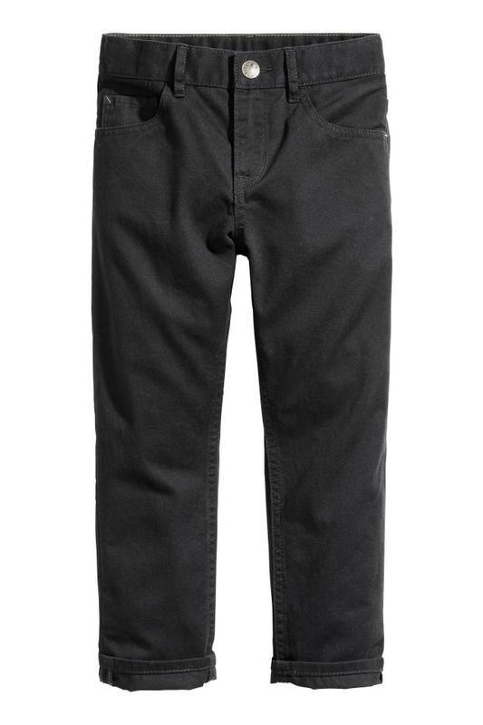 Классные брюки с 5-ю карманами h&m
