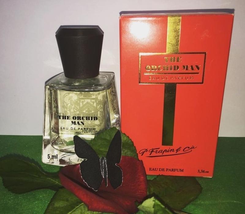 Frapin the orchid man_original mini 5 мл_миниатюра пробник