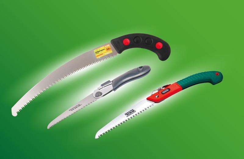 Ножовка садовая, складная, с кобурой, каленый зуб, 3D заточка ...