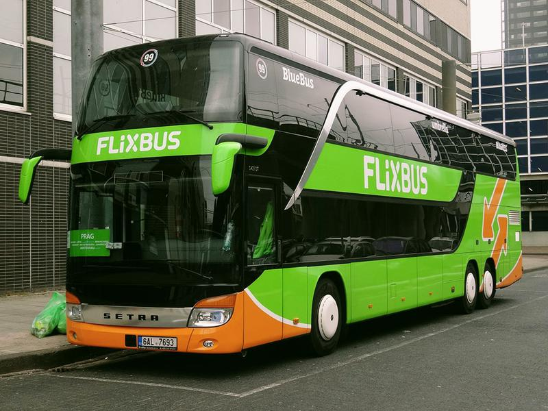 Промокод Flixbus Фликсбус со скидкой