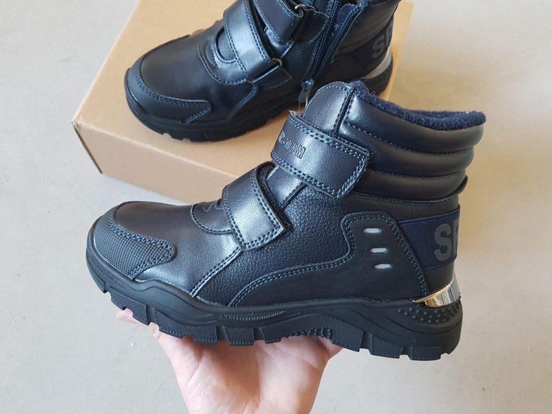 Зимние ботинки для мальчика - Фото 4