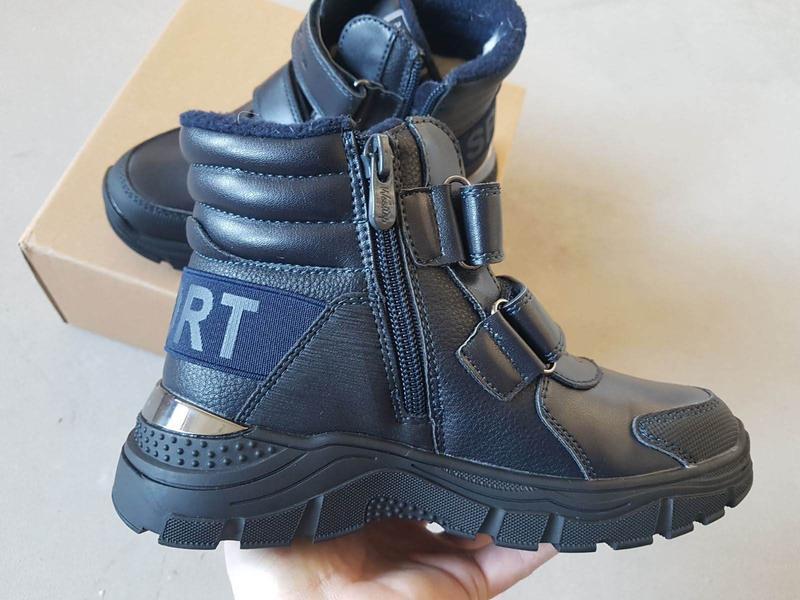 Зимние ботинки для мальчика - Фото 5