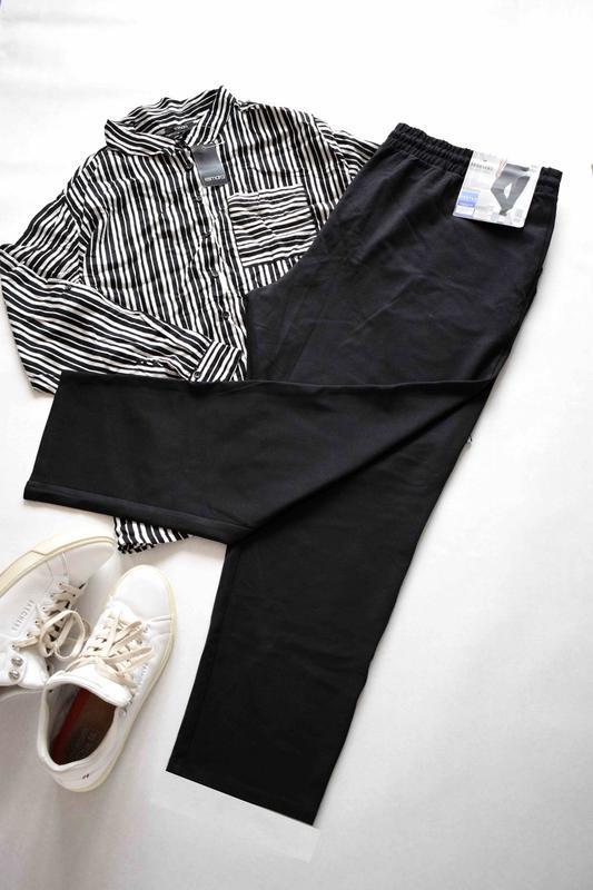 Крутые универсальные штаны джогеры esmara 26-28 большой размер