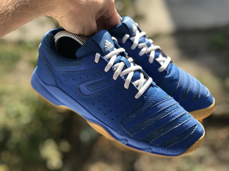 Adidas court stabil {волейбол гандбол теніс} спортивні кросівки - Фото 2