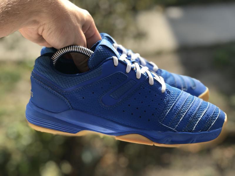 Adidas court stabil {волейбол гандбол теніс} спортивні кросівки - Фото 3