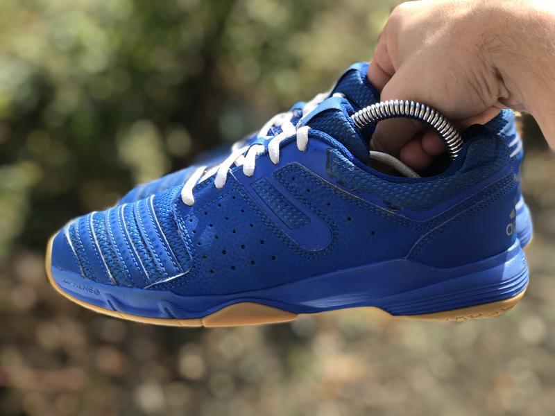Adidas court stabil {волейбол гандбол теніс} спортивні кросівки - Фото 4