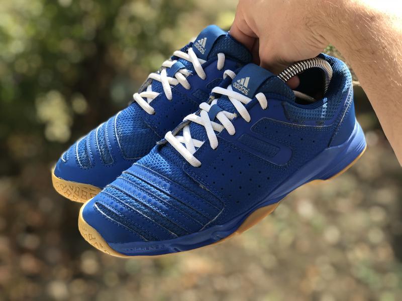 Adidas court stabil {волейбол гандбол теніс} спортивні кросівки - Фото 5