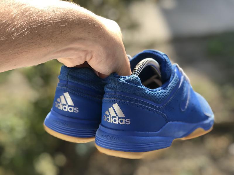Adidas court stabil {волейбол гандбол теніс} спортивні кросівки - Фото 7