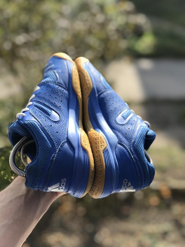Adidas court stabil {волейбол гандбол теніс} спортивні кросівки - Фото 9