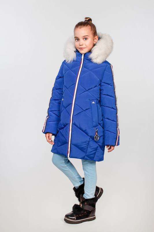 Курточка, пальто для девочки, зимняя, подростковая