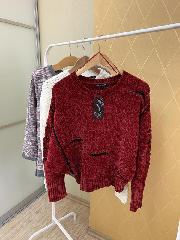 Мягкий свитер от nutshell