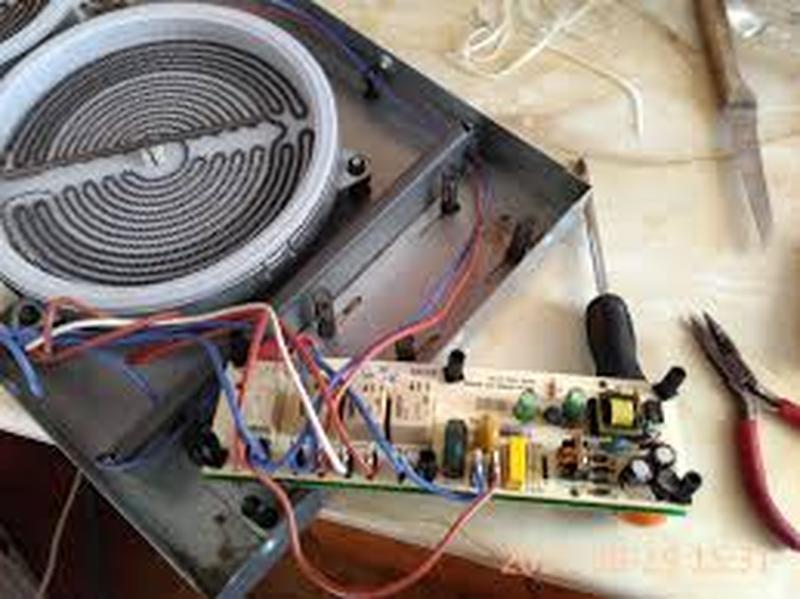 ремонт электроплит и тому подобное