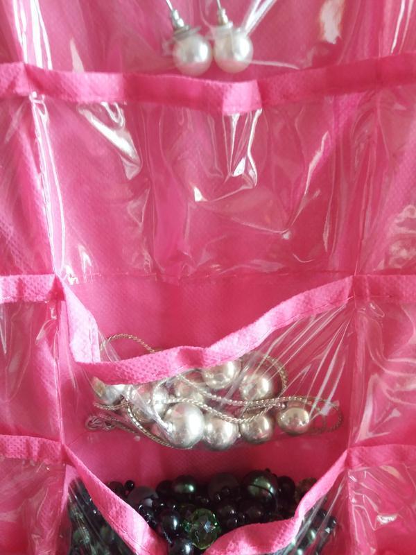 Органайзер платье для хранение украшений - Фото 2