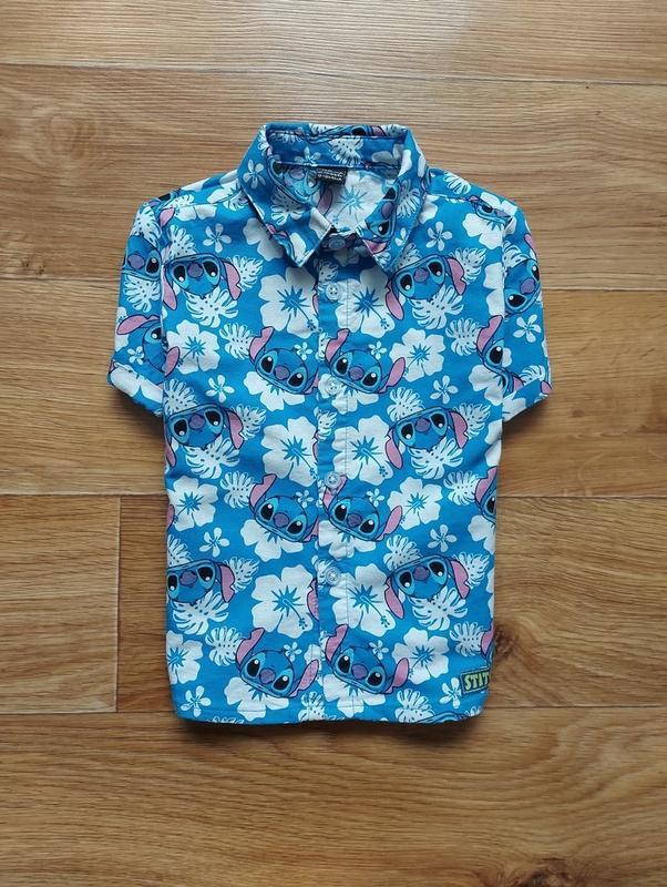 Красивая летняя рубашка