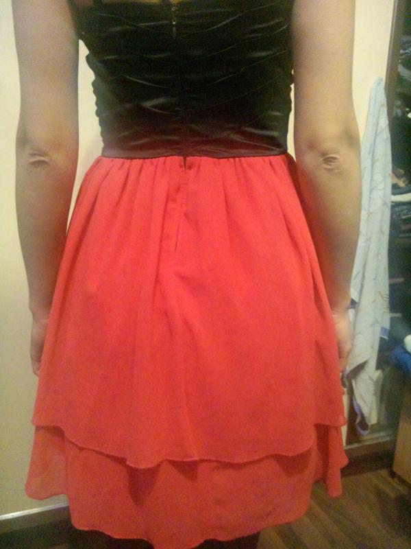 Lipsy vip платье бустье - Фото 8
