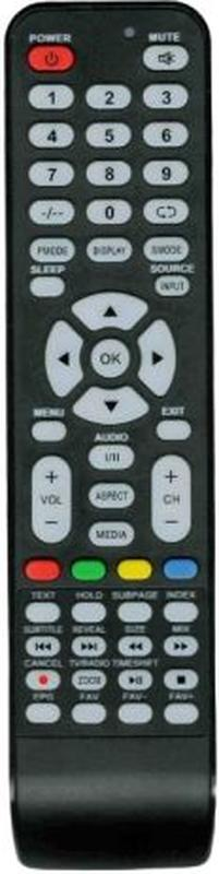 Универсальный пульт ДУ RM-L1153
