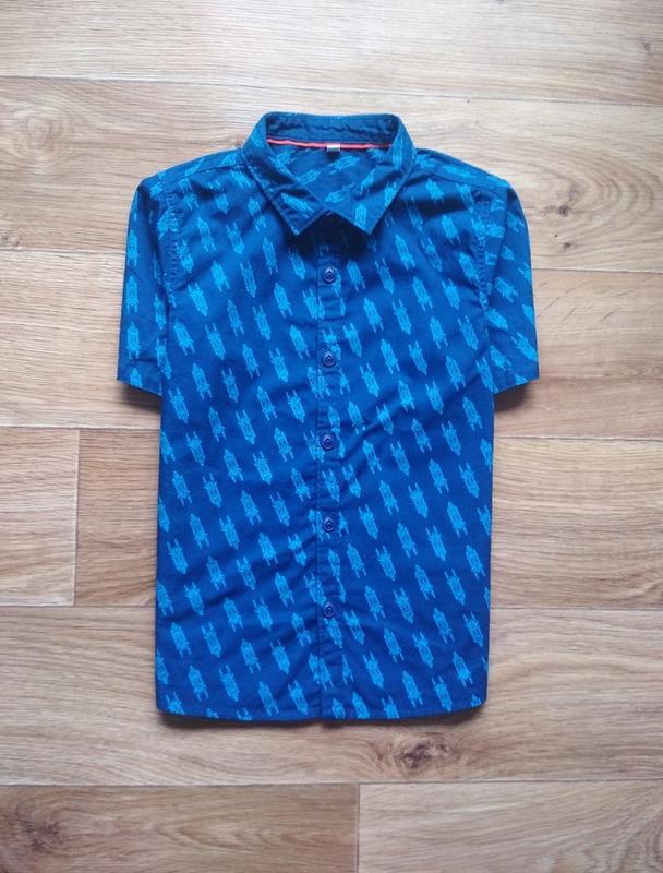 Классная летняя рубашка