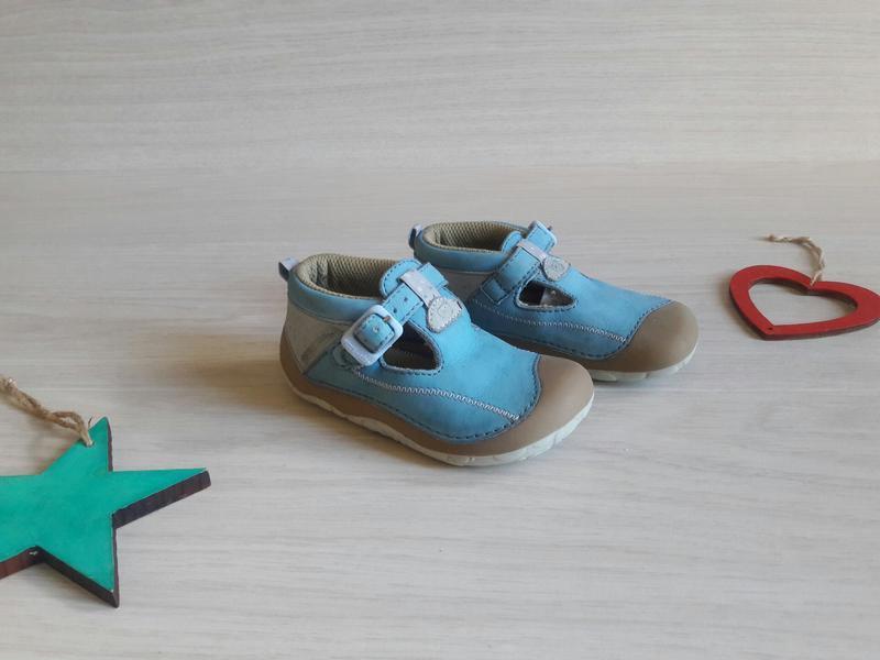 Кожаные туфельки start-rite
