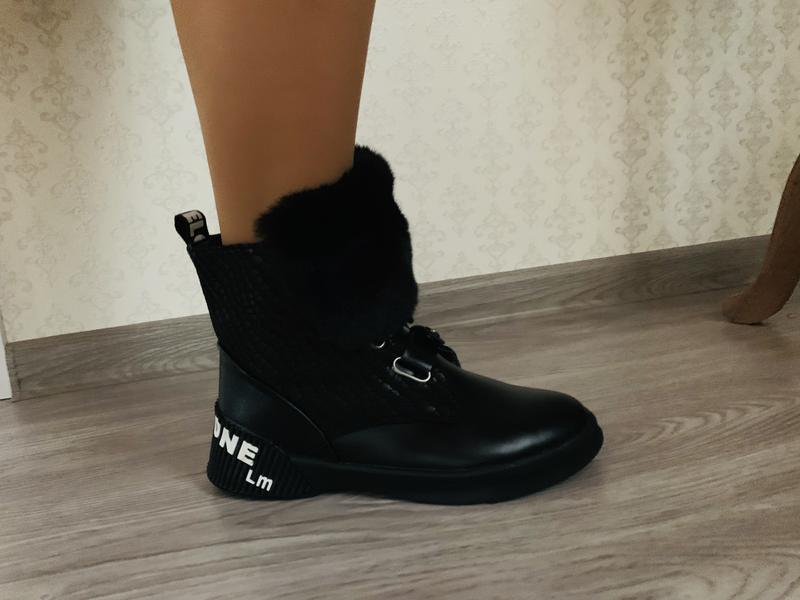 Зимние ботинки, сапоги девочке, сапожки