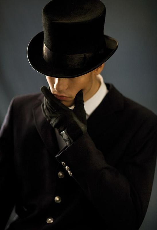 Перчатки черные мужские унисекс матовые нейлоновые