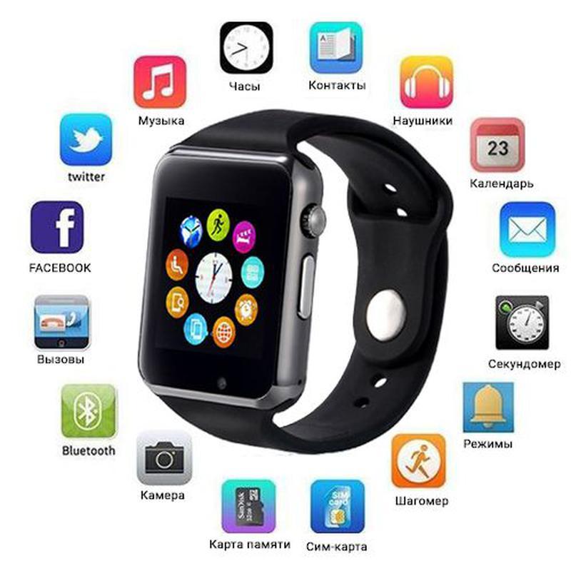 Умные смарт часы UWatch Smart A1 Smart watch