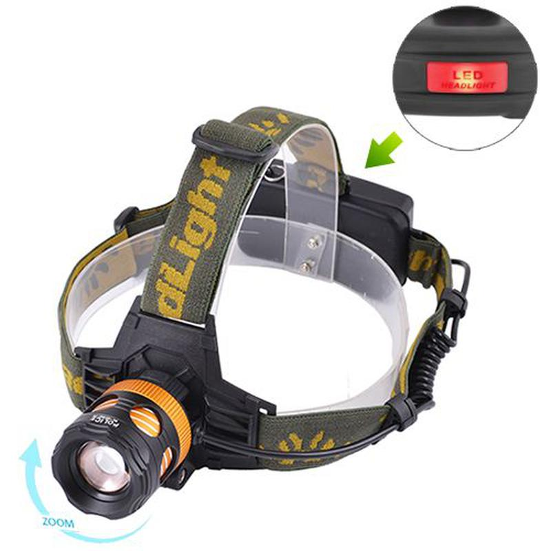 Многофункциональный, практичный налобный фонарь Police Bailong...