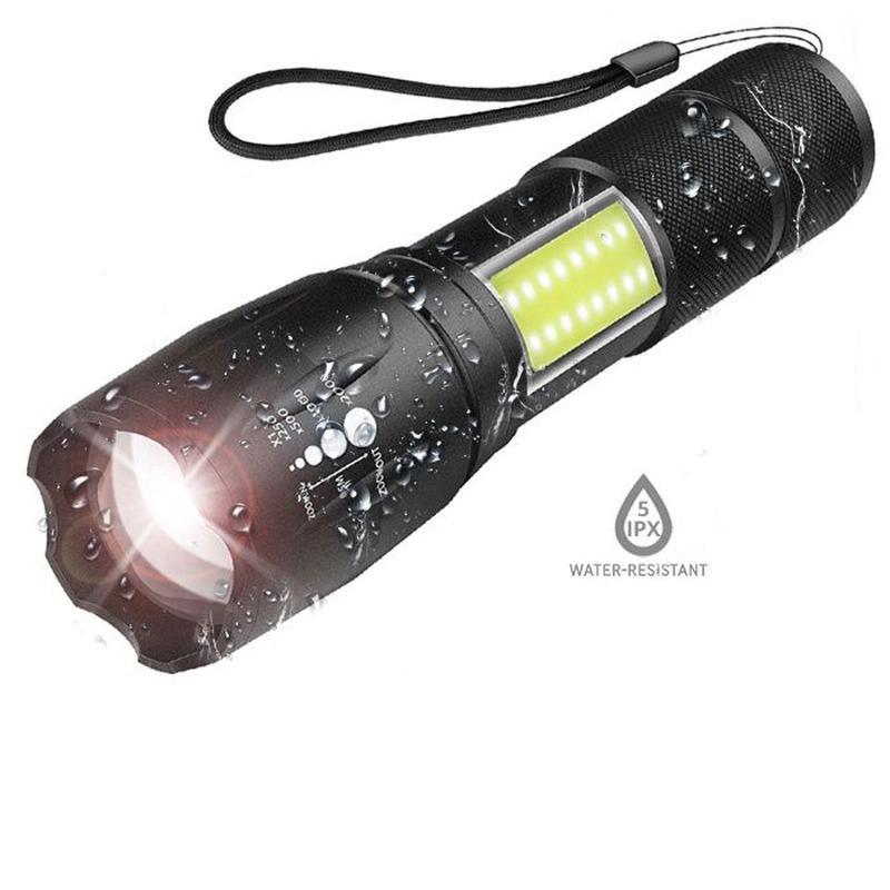 Тактический фонарик фонарь BAILONG BL-1831-T6 BL-T6-29 micro U...