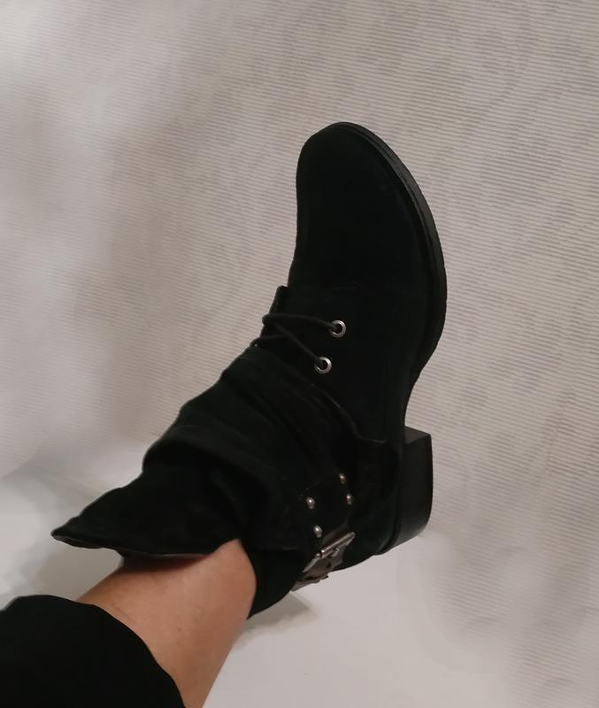 Ботинки original style, италия, стильная, брендовая обувь по с...