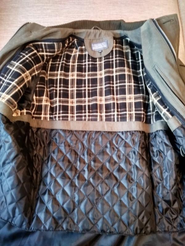 Куртка мужская осень-весна - Фото 4