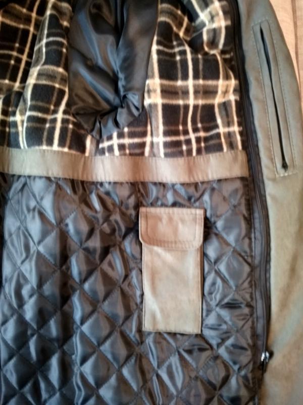 Куртка мужская осень-весна - Фото 5