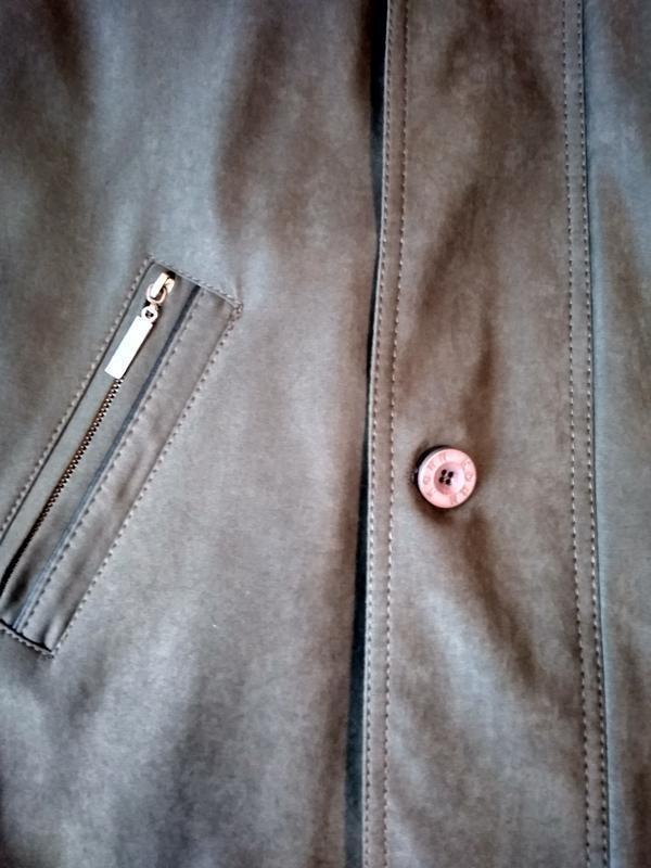 Куртка мужская осень-весна - Фото 7