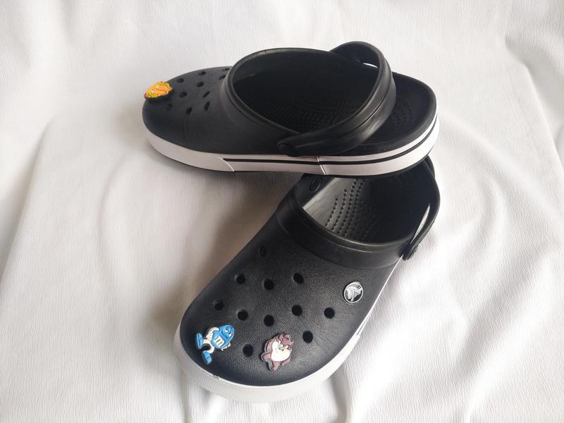 Сандалии сабо шлепанцы кроксы детские оригинал crocs kids croc...