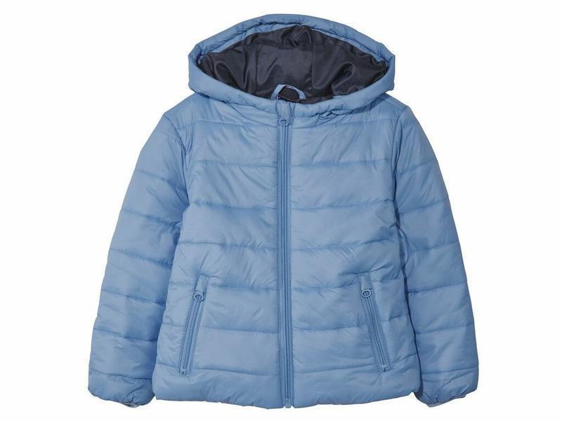 Ультралегкая деми курточка для унисек, lupilu, р. 116, 5-6 лет
