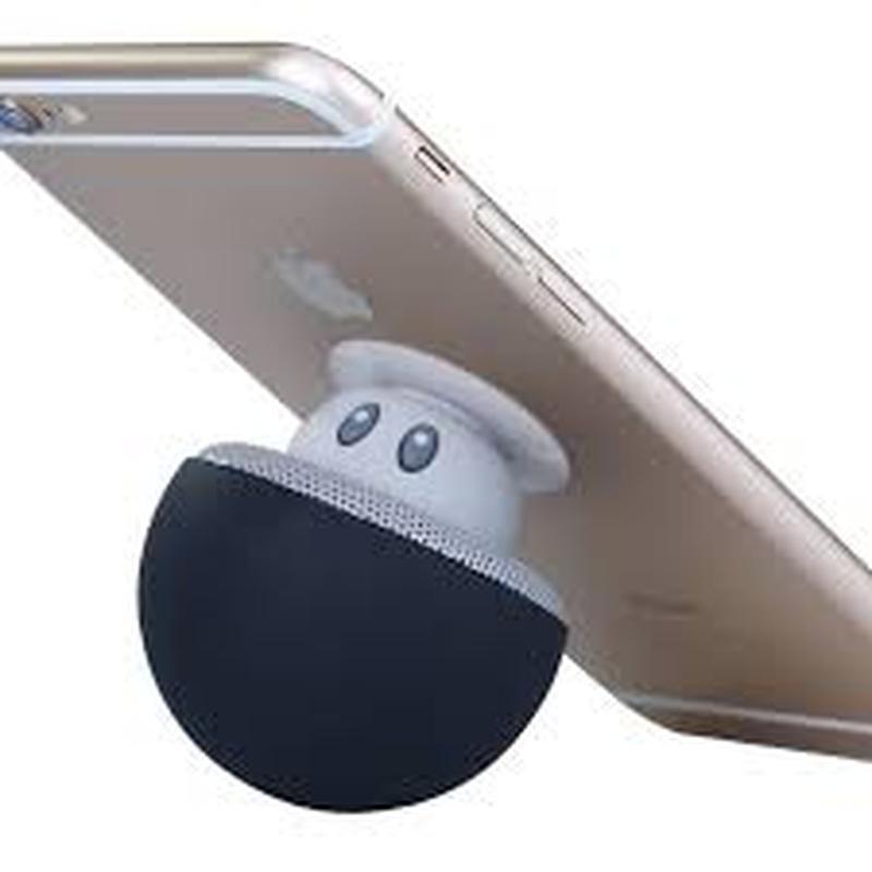 Bluetooth водонепроницаемая колонка в форме гриба!