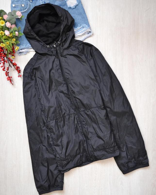 Легкая спортивная куртка ветровка oliver