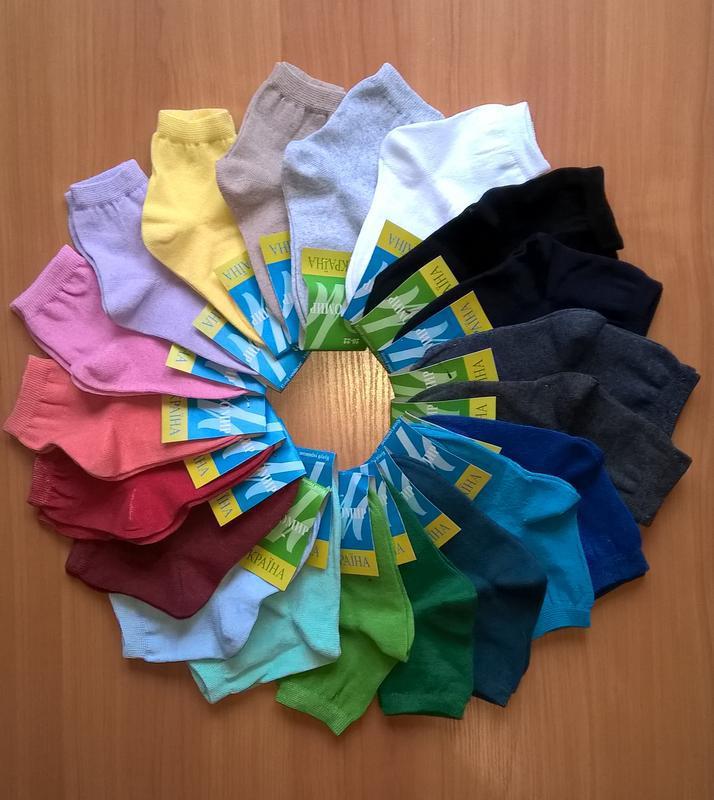 Качественные х/б носочки для мальчиков и девочек. разм 26-31 о...