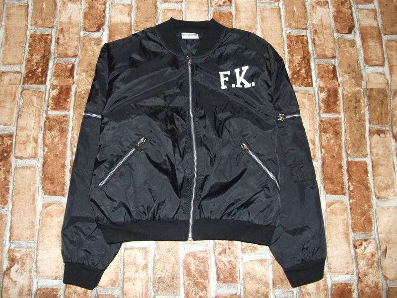 Куртка утепленная бомбер 12 лет