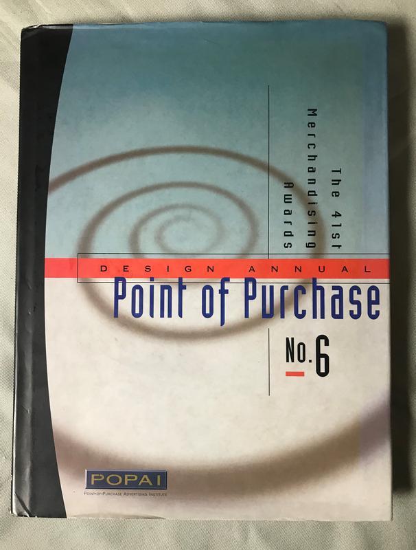 Дизайн точек продаж Point-Of-Purchase Design Annual.