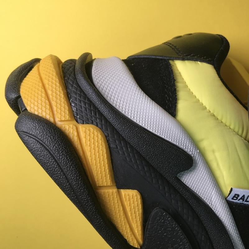 🔥новинка🔥  мужские кроссовки топ качества  triple s v2 black y... - Фото 6